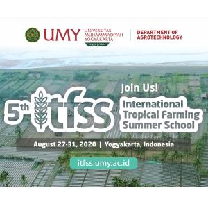 International Tropical Farming Summer School   ITFSS