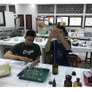 Mahasiswa Yamaga University Jepang Melakukan Internship dan Research di Yogyakarta