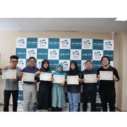 Mahasiswa Prodi Agroteknologi UMY Wakili Indonesia dalam Sakura Science Exchange Program